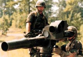 Противотанковый ракетный комплекс BGM-71F TOW-2