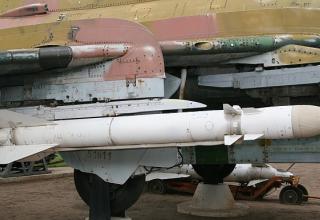 Противорадиолокационная ракета Х-25МП(Х-25МПУ)