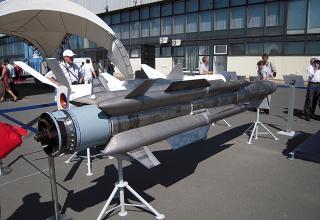 Противокорабельная ракета Х-31А (Х-31АД)