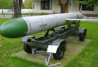 Ракета Х-55 музей