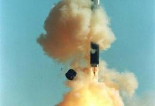 Стратегический ракетный комплекс 15П018 (Р-36М УТТХ) с ракетой 15A18