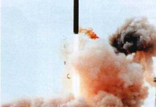 Стратегический ракетный комплекс Р-36М2 Воевода (15П018М) с МБР 15А18М