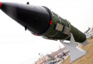 Ракетный комплекс 15П960 Молодец с МБР 15Ж60 (РТ-23 УТТХ)