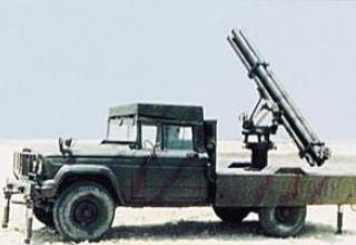 Боевая машина для РС SAKR