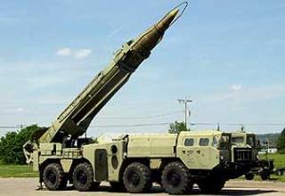 Оперативно-тактический ракетный комплекс 9К72 Эльбрус