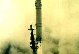 Стратегический ракетный комплекс Р-36 с орбитальной ракетой 8К69