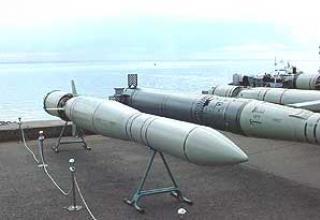 Противолодочные ракеты 91РЭ1 и 91РЭ2