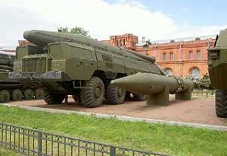 Оперативно-тактический ракетный комплекс 9К76 Темп-С