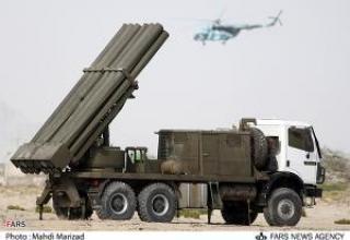 Боевая машина Fadjr-3