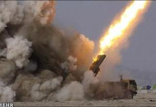 Боевая машина Fadjr-5