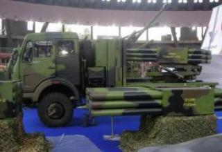 Опытный образец боевой машины LRSVM