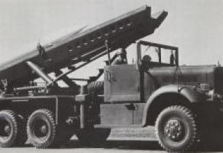 Ракетная установка Type 67