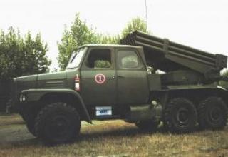 Боевая машина Type 84