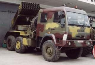 Автоматизированная боевая машина WR-40 Langusta