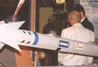 Управляемая ракета малой дальности AIM-9X Sidewinder