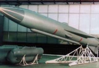 Крылатая противокорабельная ракета П-70 Аметист