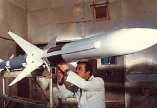 Управляемая ракета средней дальности Aspide-1А
