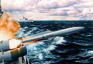 Противокорабельная ракета ASURA ( ANF )