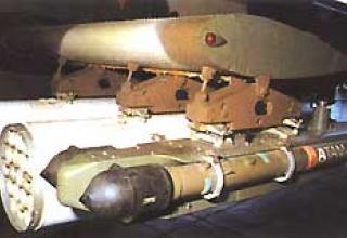Управляемая ракета малой дальности ATАM