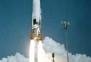 Межконтинентальные баллистические ракеты семейства Atlas