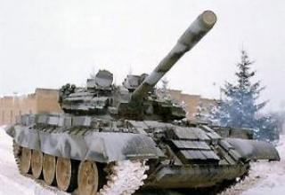 Комплекс управляемого танкового вооружения 9К116-1 Бастион