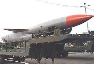 Крылатая противокорабельная ракета П-500 Базальт (4К80)