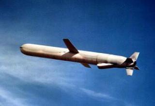 Противокорабельная ракета Tomahawk BGM-109 B/E