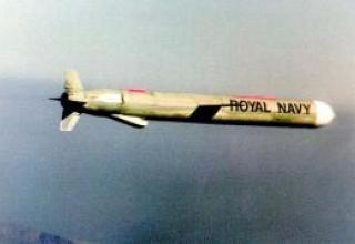 Крылатая ракета Tomahawk BGM-109 A/С/D