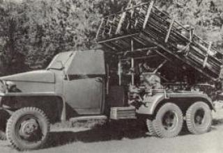 Боевая машина БМ-31-12
