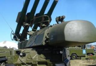 Зенитный ракетный комплекс Бук-М1-2 (Урал)