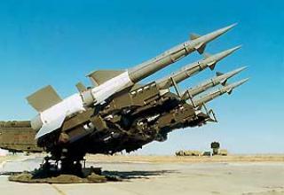 Зенитный ракетный комплекс С-125М Нева-М