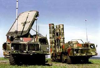 Зенитно-ракетная система C-300 ПМУ-1