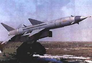 Зенитный ракетный комплекс С-75-2 Волга-2