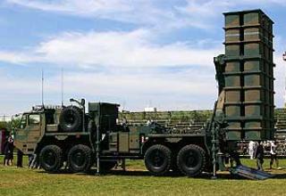 Зенитный ракетный комплекс Chu-SAM (Type-03)