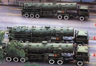 Ракетный комплекс средней дальности DF-21
