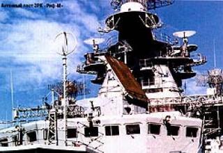 Зенитный комплекс С-300ФМ ( Форт-М )