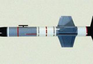 Противокорабельная ракета Gabriel Mk3 (Mk3 A/S)
