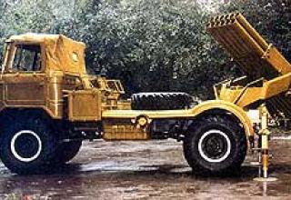 Полевая реактивная система М-21В