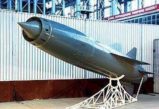 Крылатая противокорабельная ракета П-700 Гранит (3М-45)