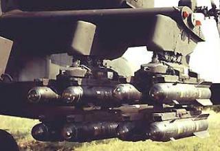 Противотанковый ракетный комплекс AGM-114K Hellfire-2