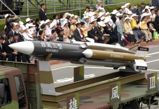 Противокорабельная ракета HF-3 (Hsiung Feng III)