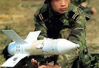 Противотанковый ракетный комплекс HJ-73
