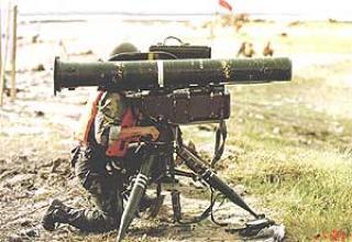 Противотанковый ракетный комплекс HJ-8