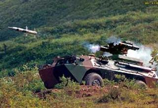 Противотанковый ракетный комплекс HJ-9