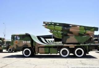 Зенитный ракетный комплекс HQ-12 (KS-1A)