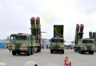 Зенитный ракетный комплекс HQ-22 (FK-3)