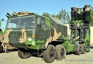 Зенитный ракетный комплекс HQ-9 (FD-2000)