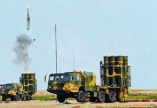 Зенитный ракетный комплекс HQ-16 (LY-80)