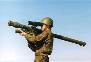 """Переносной зенитный ракетный комплекс 9К338 """"Игла-C"""""""
