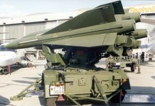 ЗРК Improved Hawk (MIM 23B)
